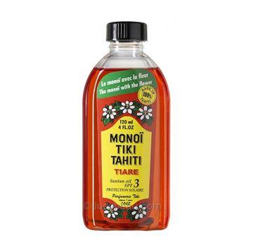 MONOI TIKI TIARE SUN FACTOR 3 120ml
