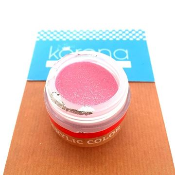 ACRYLIC POWDER COLORS-ΡΟΖ GLITTER 5gr
