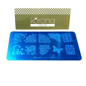 STAMPING PLATES-COOi07