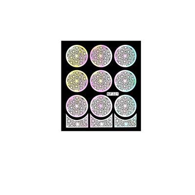 Εικόνα για την κατηγορία Stencils Νυχιών-90x102mm