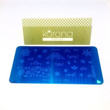 STAMPING PLATES-COOi02