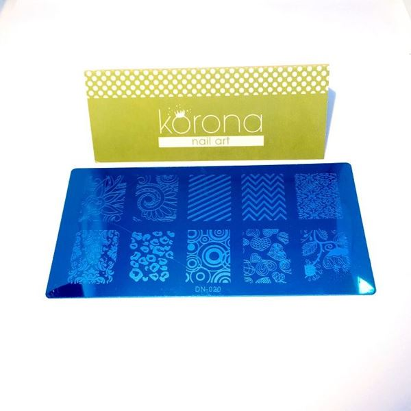 STAMPING PLATES-DN20